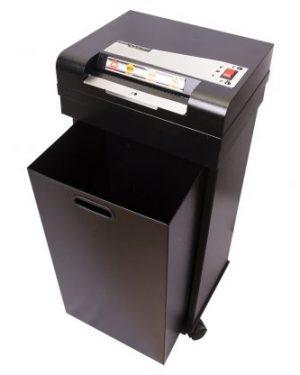 Locação de Fragmentadora de Papel – Uso Contínuo – 10 Folhas – 50 Kg de papel por hora