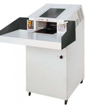 Serviço de Fragmentação de Papel em Máquina Industrial Corte em Partículas